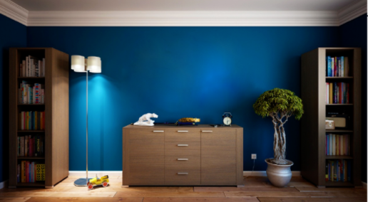 """How to """"decorate"""" a so cool home with art"""