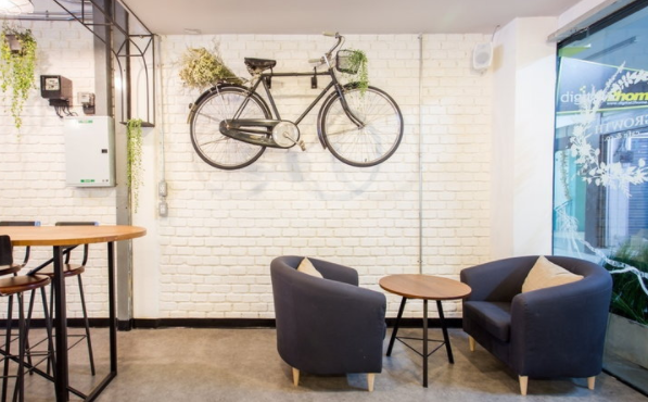 """Pick up your favorite """"bike"""" to decorate your house"""